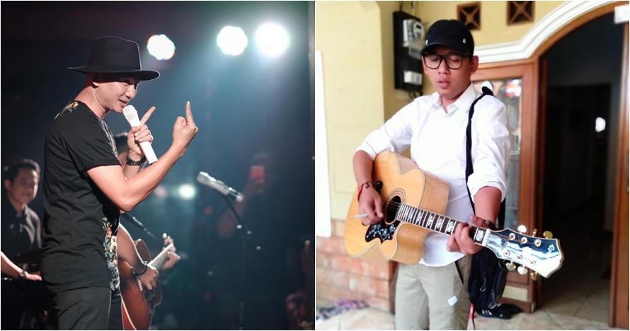 Komentari kualitas album fisik, Anji diprotes Dyrga Dadali
