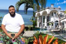 9 Penampakan rumah DJ Khaled yang dijual seharga Rp 116 miliar