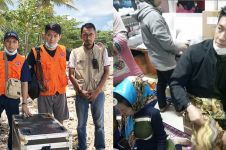 Kisah Ifan Seventeen selamat dari tsunami usai terapung 2 jam