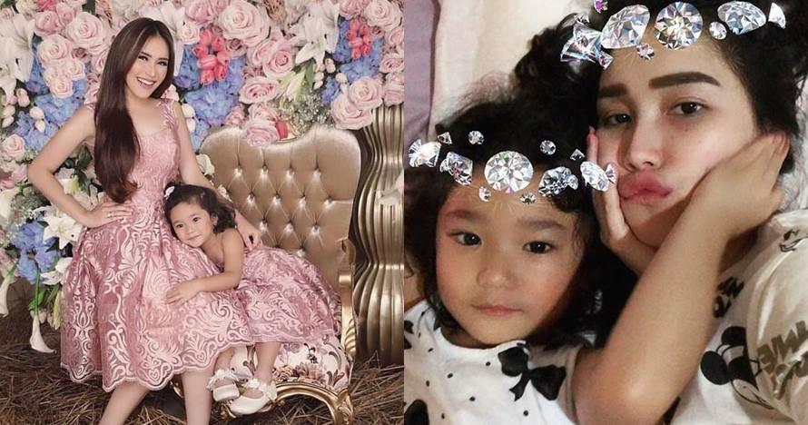 Ucapan ulang tahun Ayu Ting Ting untuk putrinya ini bikin haru