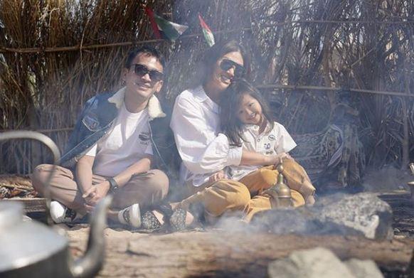 ruben onsu holiday dubai © 2018 brilio.net berbagai sumber