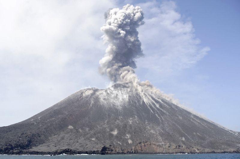 G. Anak Krakatau istimewa