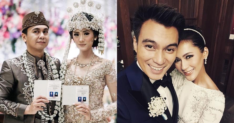 29 Seleb Gelar Pernikahan Di Tahun 2018 Intip Gaun Pengantinnya