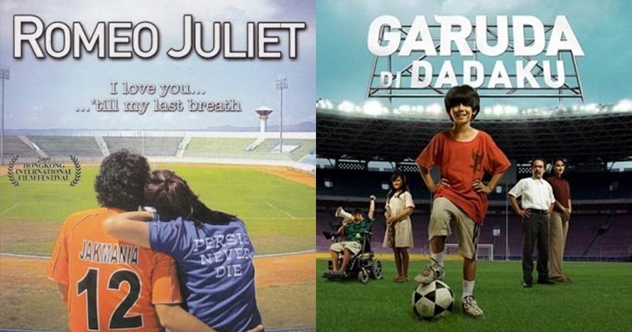 8 Film Indonesia bertema sepak bola, dari suporter sampai timnas