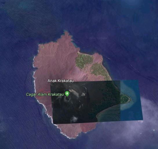 4 pulau krakatau erupsi gunung © 2018 brilio.net