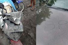 Erupsi Gunung Agung Bali sebabkan hujan abu tipis