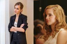 7 Transformasi Emma Watson di berbagai film