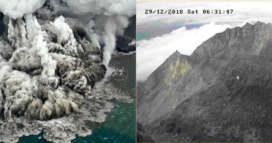 Penjelasan ilmiah gunung meletus bisa bikin erupsi gunung lain