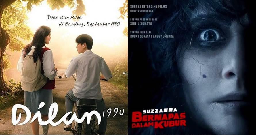 10 Film Indonesia dengan penonton terbanyak selama 2018