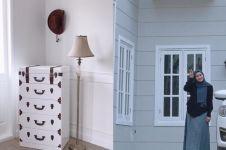 10 Potret Rumah baru Natalie Sarah, semuanya dicat serba putih