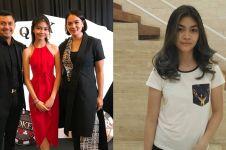 10 Pesona Sasi, putri Anjasmara & Dian Nitami jago ice skating