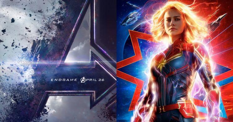 7 Film superhero ini rilis di 2019, termasuk Avengers Endgame