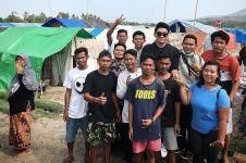 7 Aksi Ifan Seventeen saat membantu sesama, tak kenal pamrih