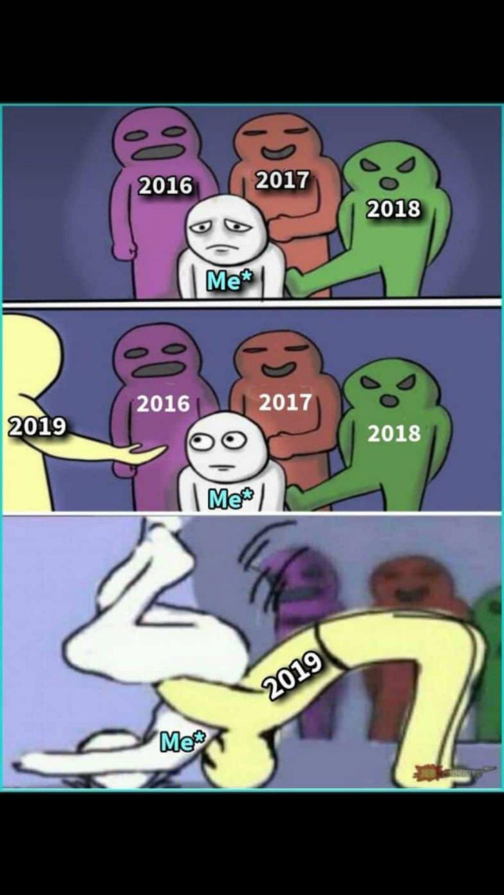 15 Meme Lucu Harapan Di 2019 Ini Bikin Ngakak Prihatin