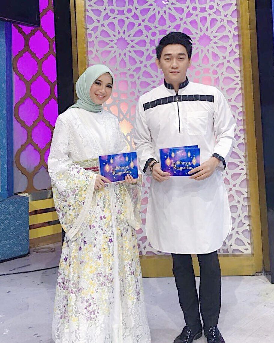 Momen Ifan host acara agama instagram