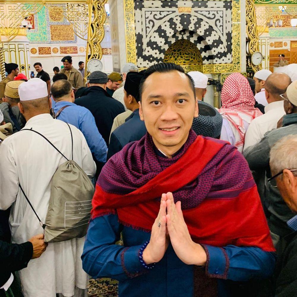 Ibas Yudhoyono  Istimewa