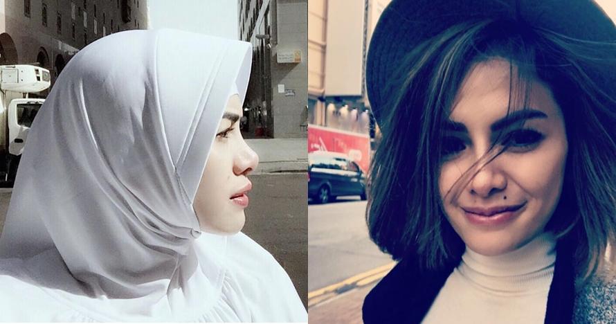 Dihujat karena lepas hijab, ini balasan Nikita Mirzani
