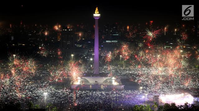 Malam tahun baru Istimewa