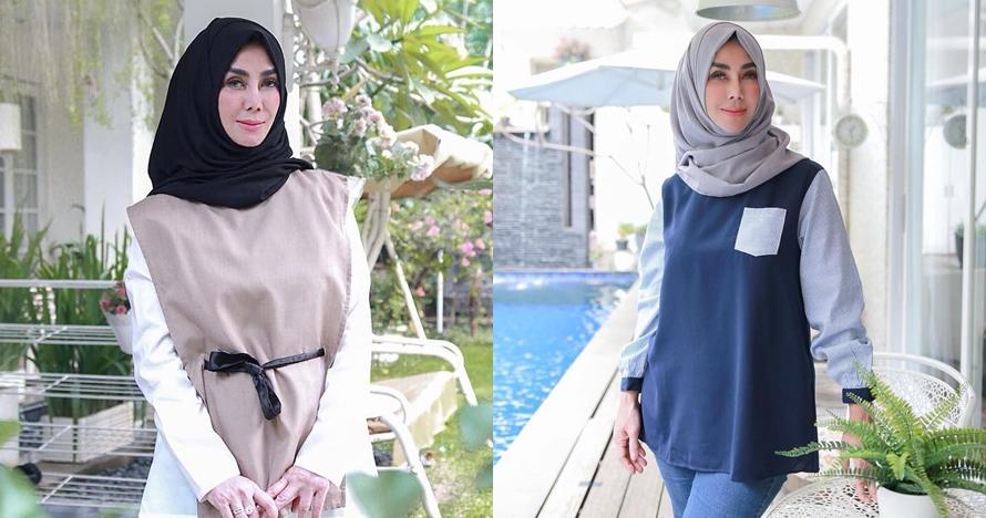 7 Fashion item mewah Amy Qanita, tak kalah mahal dari Raffi Ahmad