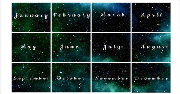 Coba cek keberuntunganmu di 2019 berdasarkan bulan lahir