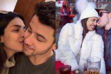 Pengantin baru, ini 10 potret mesra Nick Jonas & Priyanka Chopra