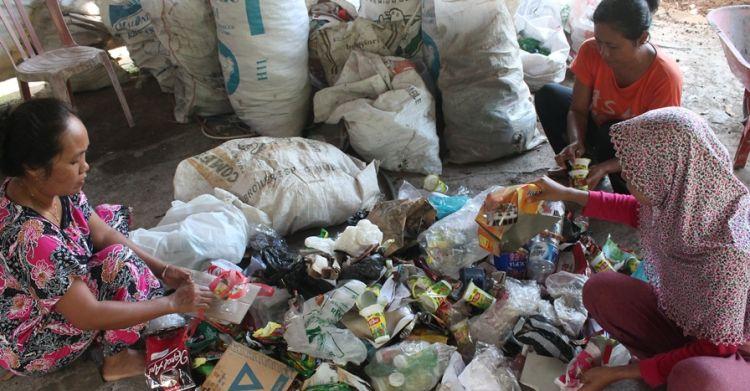 Sampah untuk kesehatan, potensi warga mengubah masa depan