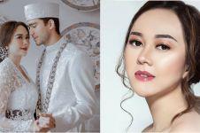 Pengantin baru, intip 10 potret kemesraan Aura Kasih & suami