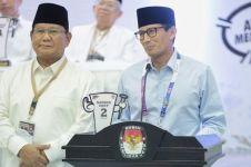 Dana kampanye Prabowo-Sandi Rp 54 miliar, Sandiaga sumbang 70 persen
