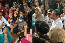 Batal lantik Kepala BNPB, ini 10 foto aktivitas Jokowi di Lampung
