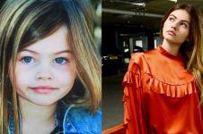 11 Transformasi Thylane Blondeau, pesona cantiknya tak memudar