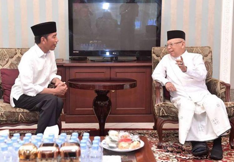 Dana kampanyenya Rp 55 M, Jokowi-Ma'ruf cuma sumbang Rp 32 juta