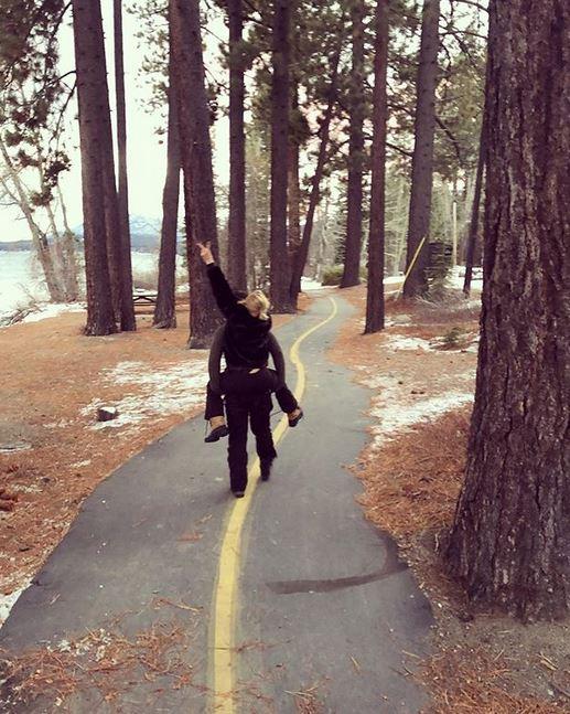 jedar liburan california instagram