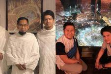 12 Momen Arie Untung umrah, jajal kamar raja seharga Rp 300 juta