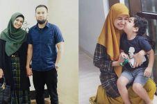 Doa anak pertama Shireen Sungkar dan Teuku Wisnu bikin terharu