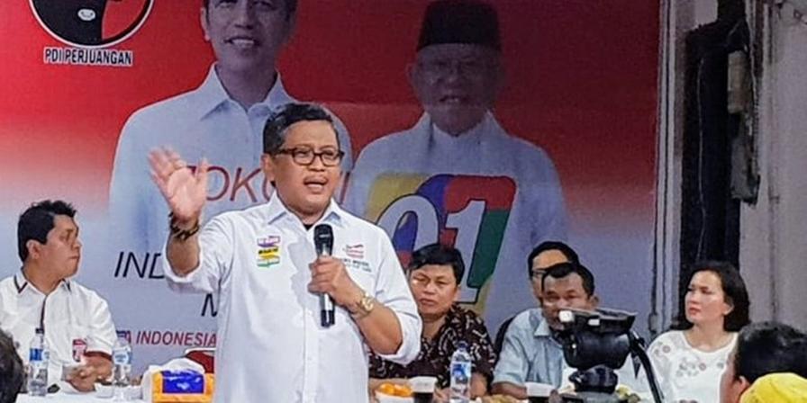 Sekjen PDI Perjuangan sebut pernyataan Andi Arief berbahaya