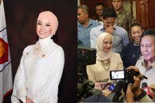 10 Transformasi Rachel Maryam, dari seleb hingga jurkam Prabowo