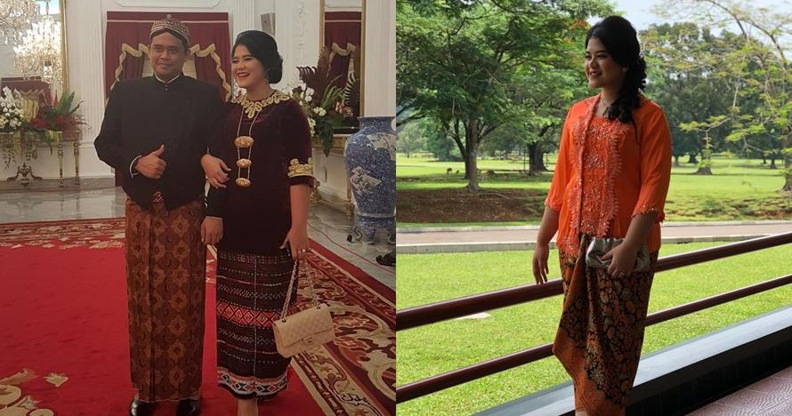 7 Harga fashion item Kahiyang Ayu, ada yang kembar Aliya Rajasa
