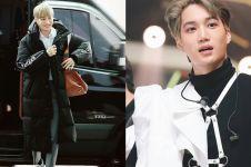 10 Fashion item Kai EXO, ada yang seharga satu mobil