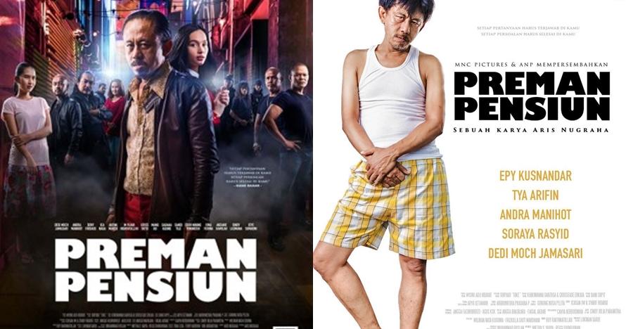 5 Fakta di balik film Preman Pensiun, libatkan preman asli