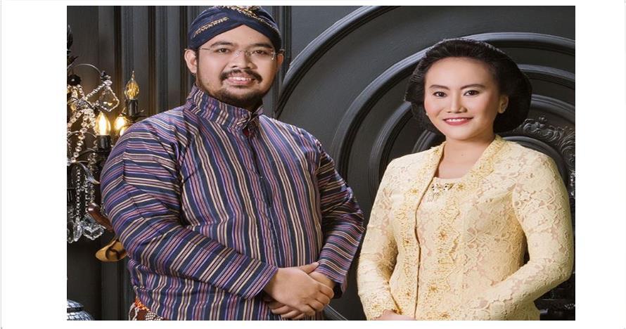 8 Fakta pernikahan putra mahkota Pakualaman, cinta sejak sekolah