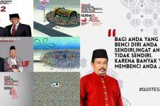 13 Meme lucu Nurhadi-Aldo, pasangan capres-cawapres dunia maya