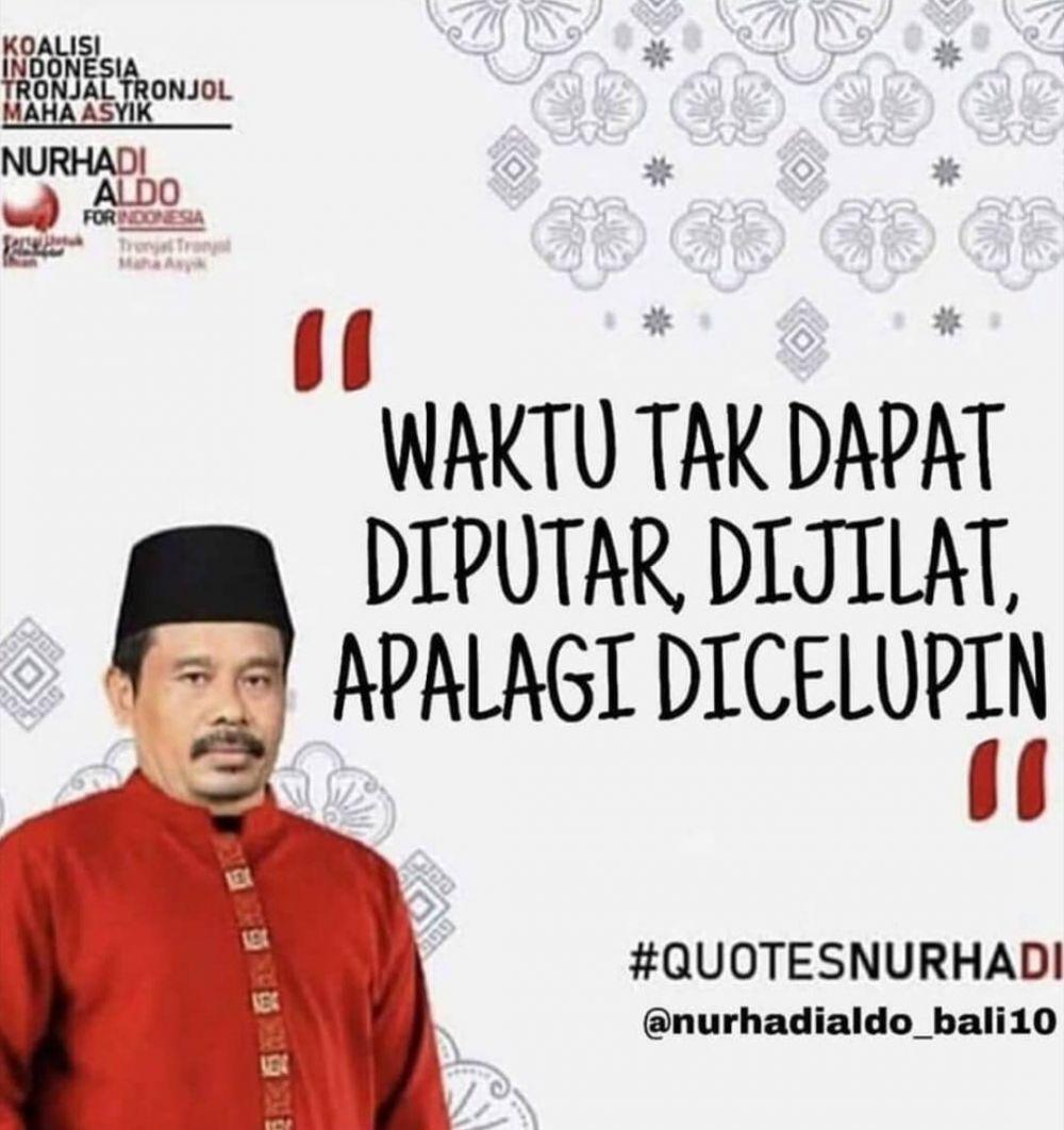 Quotes Nurhadi Retro Future