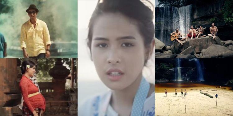 20 Video klip ini suguhkan keindahan alam Indonesia, surga dunia