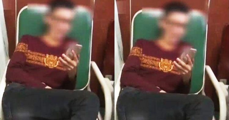 Keseringan main handphone sambil duduk, pria ini nyaris lumpuh