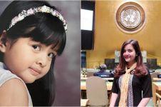 12 Aktivitas terbaru eks penyanyi cilik Tasya Kamila, menakjubkan