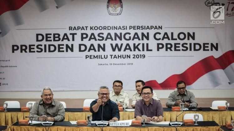 Ini daftar panelis debat pilpres, ICW & Bambang Widjojanto dicoret