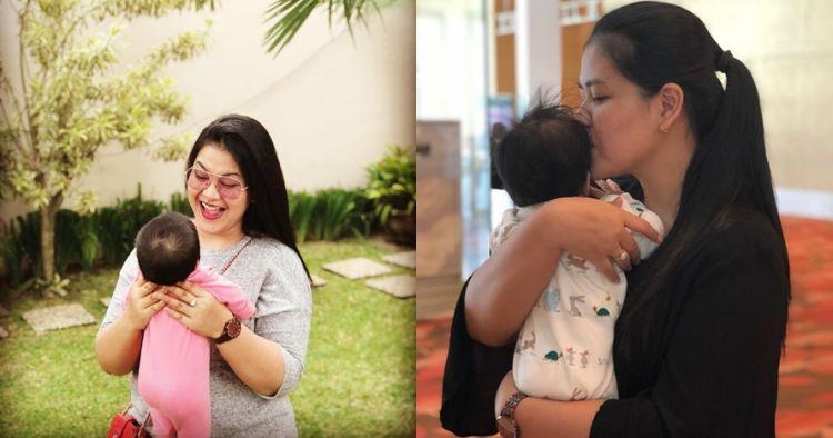 Reaksi Kahiyang soal warganet yang menyebut Sedah Mirah bukan anaknya