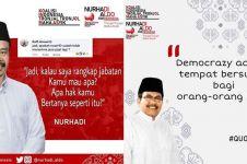 9 Quote lucu Nurhadi-Aldo ini bikin dingin politik di medsos