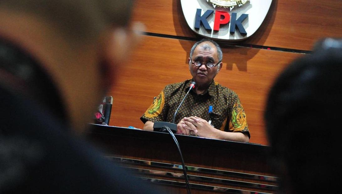 Ketua KPK jadi panelis debat pertama capres-cawapres