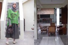 10 Foto rumah Zaskia Adya Mecca di Jogja, jauh dari kesan glamor